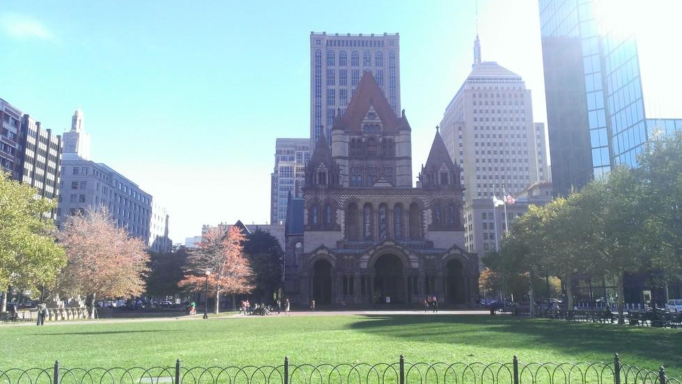 Boston Trinity Church